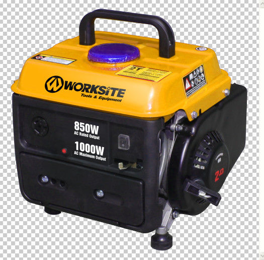 Multi Color Small Gas Powered Generator Worksite 385 315 330mm For Home