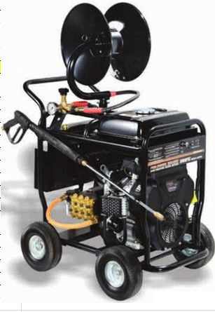 Portable Commercial Pressure Washers 5000 PSI 350BAR 24HP