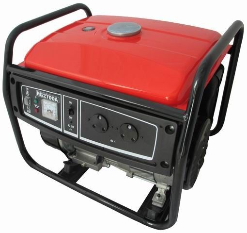 6.5HP Portable Inverter Generator 110V 220V 50HZ 60H 2KW Gasoline Inverter Generator
