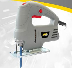 White Hand Held Electric Jigsaw 450 W Input With 1pc Dust Tube
