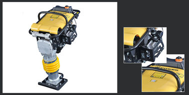 5 KW Tamper Construction Equipment Petrol Robin EH12 Engine With 2L Fuel Tank