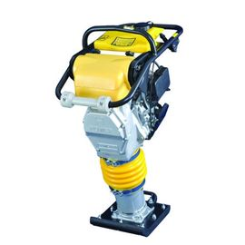 Construction Jumping Jack Equipment 2.2 Horsepower 10 KN Impact Force