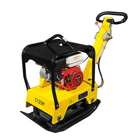Petrol Powered Light Construction Machinery , TW160 Construction Vibration Machine