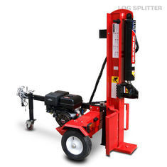 Industry Woods Log Splitter Machine 50 Ton Powerful For Hardwood
