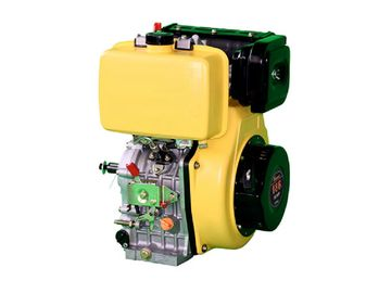 Marine Air Cooled Diesel Engine 418CC 1868FA OHV Type CE Certified