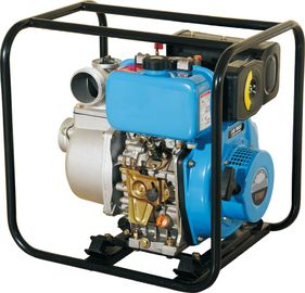 6.5 HP Diesel Water Pump , 4 Stroke TW178 WP30D 3 Inch Diesel Water Transfer Pumps