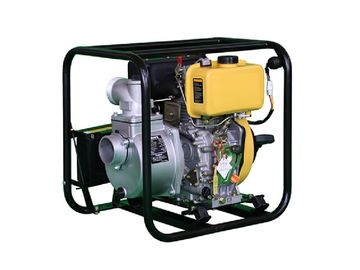 Garden Diesel Operated Water Pump 4 Stroke TW170 WP30D 5.5HP 2 Inch 211CC Discharging
